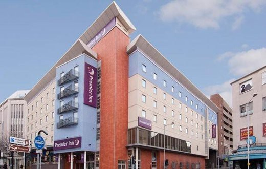 1. Premier Inn Sheffield