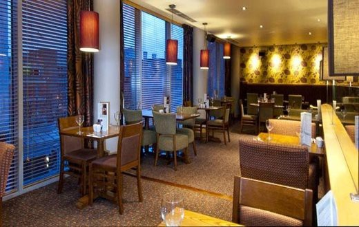 5. Premier Inn Sheffield