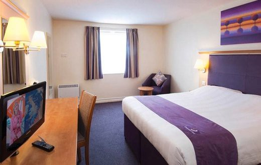 2. Premier Inn Sheffield