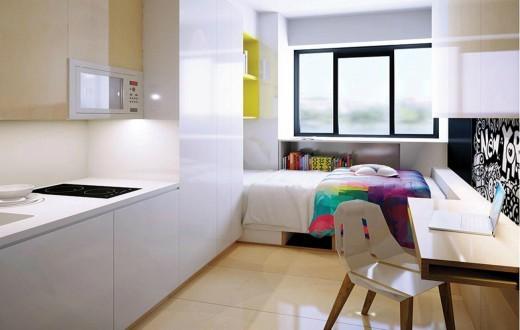 accommodation - Riverside Glasgow