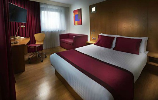 Pentahotel Warrington 3