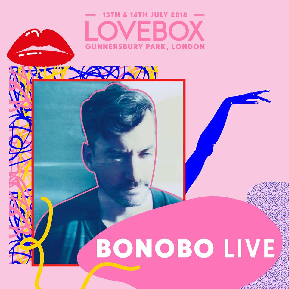 Bonobo Joins Lovebox 2018