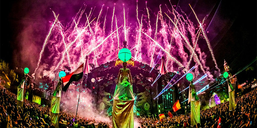 Tomorrowland Incredible Images From The Magical Amicorum