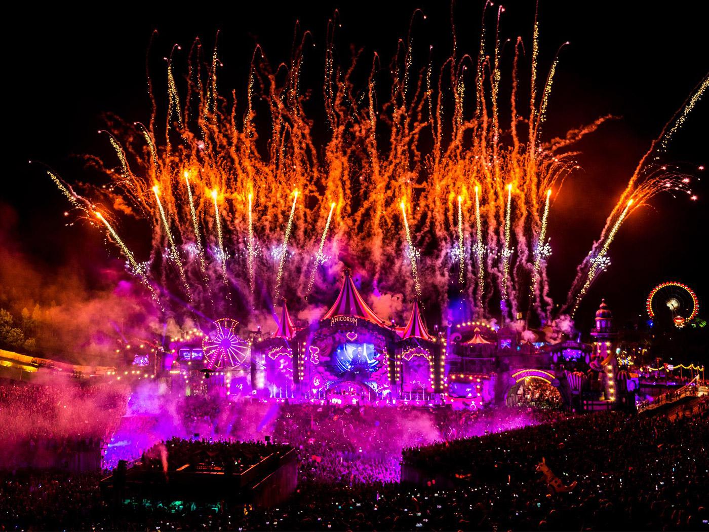 Tomorrowland Mainstage De 2005 A Hoy En Día Su Historia En