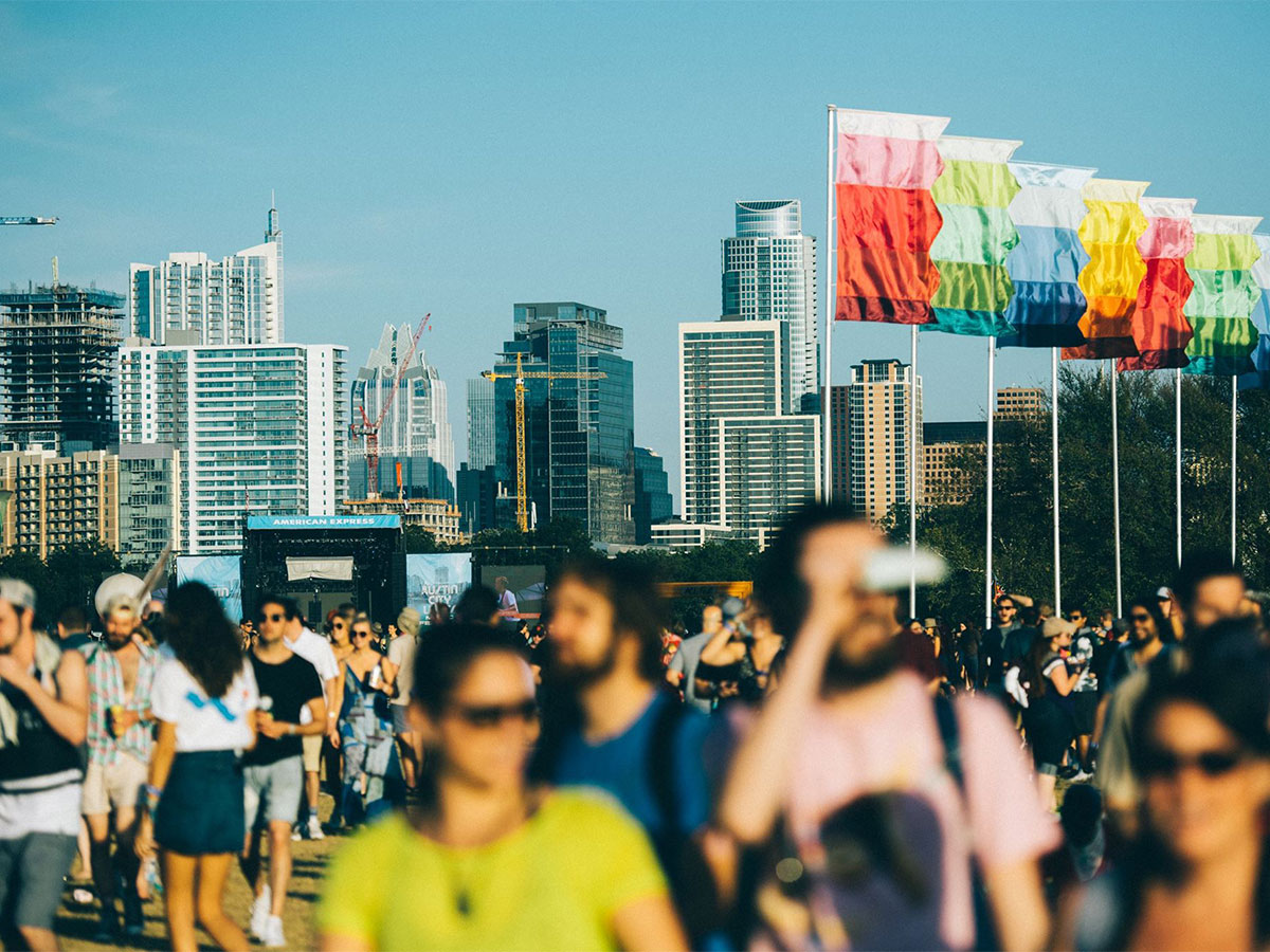 Top15FestivalsUSA ACL - TOP 15: Music Festivals In the USA 2019