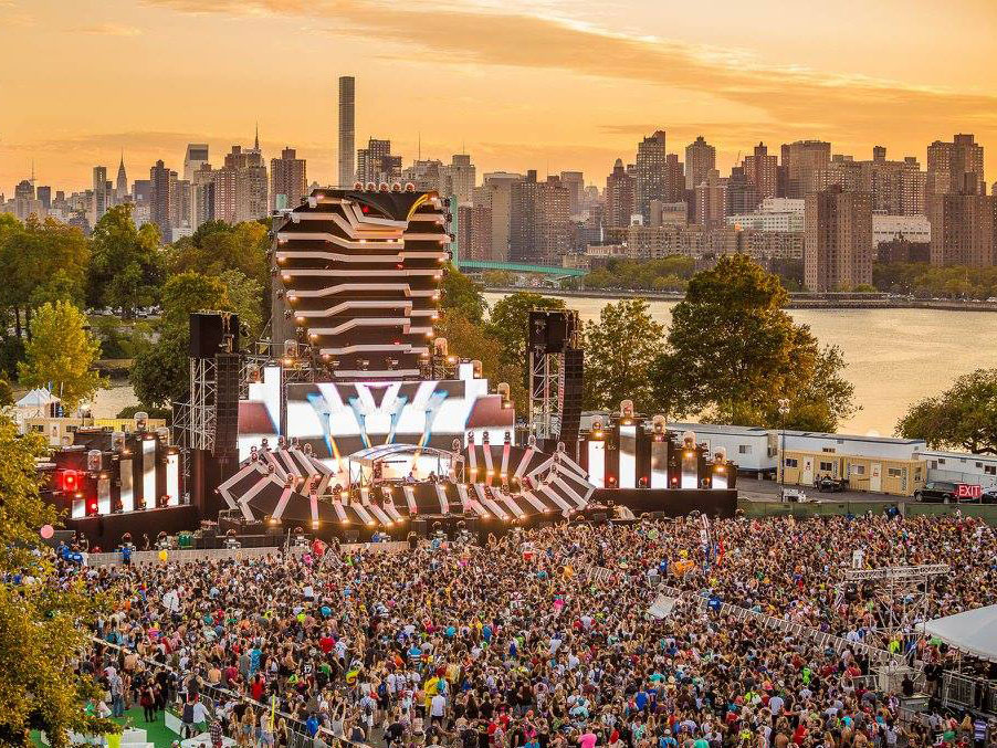 Top15FestivalsUSA ElectricZoo - TOP 15: Music Festivals In the USA 2019