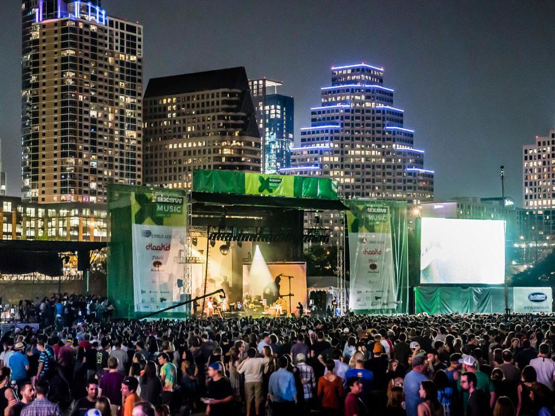 Top15FestivalsUSA SXSW - TOP 15: Music Festivals In the USA 2019