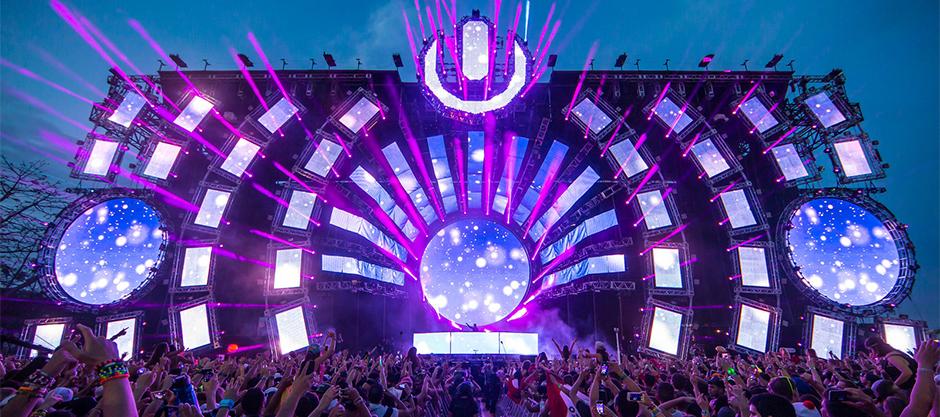2016 Music Festival Calendar: Electronic