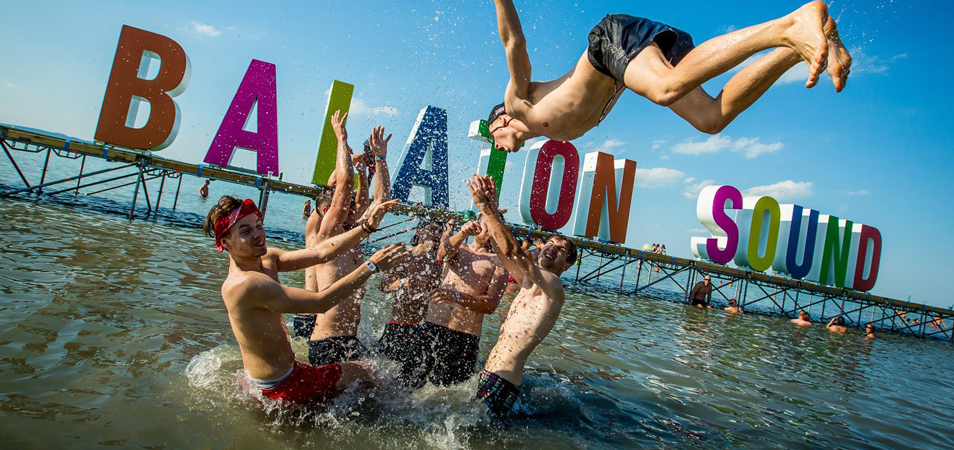 More Firepower Added to Balaton Sound Lineup