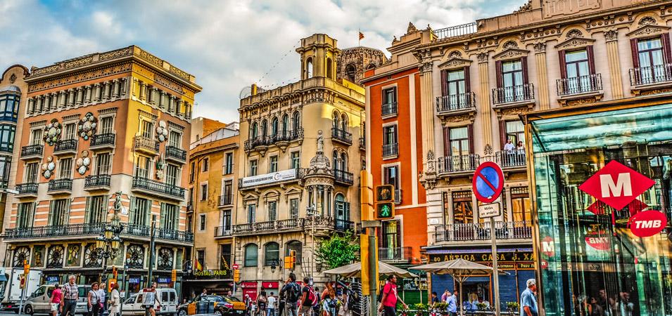 Een reisgids voor Barcelona met DGTL