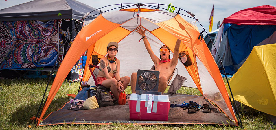 Best Festival Tents: Pop-Up, 12-Man or Cheap & Cheerful