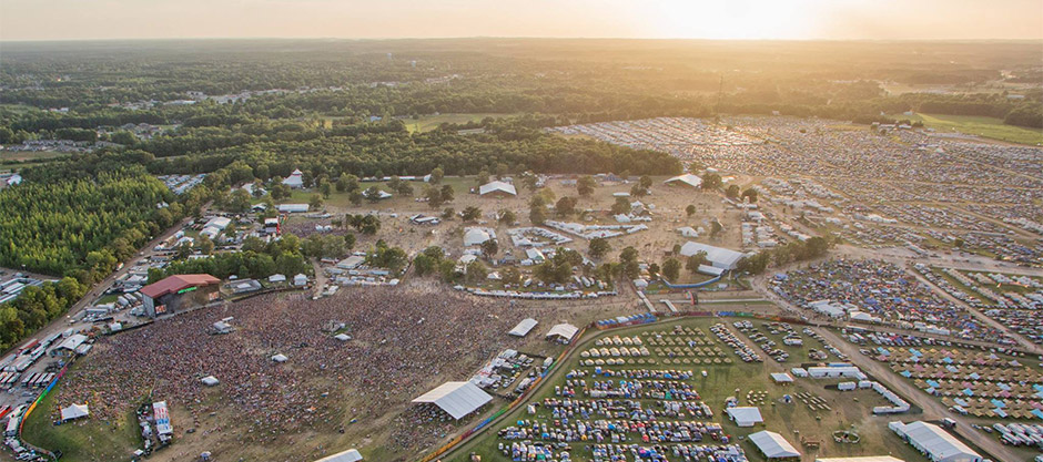 "Bonnaroo co-creator Rick Farman: ""People are all-in on having a good time"""