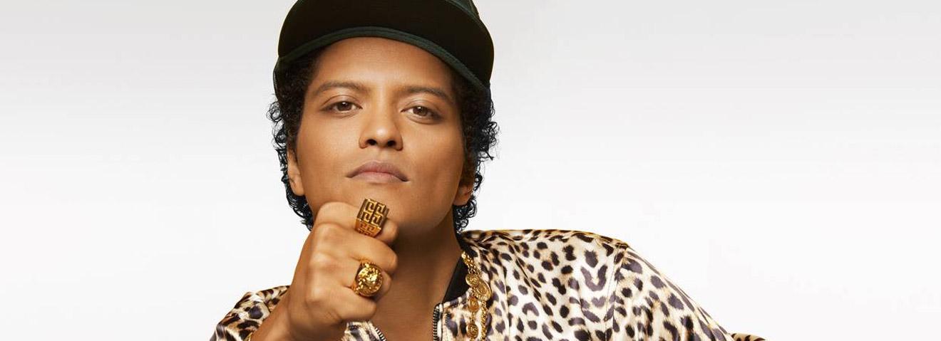 Bruno Mars to Headline Rock In Rio Lisboa 2018