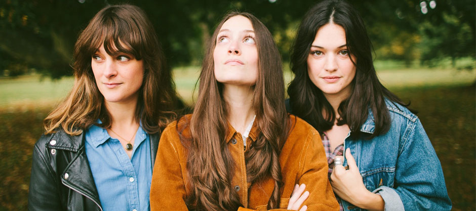 The Staves to Headline Bushstock 2017