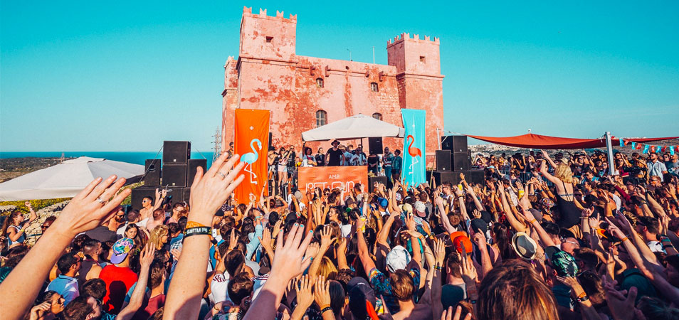 Lost & Found Festival 2018 Announces Boat Parties & Castle Rave Lineup