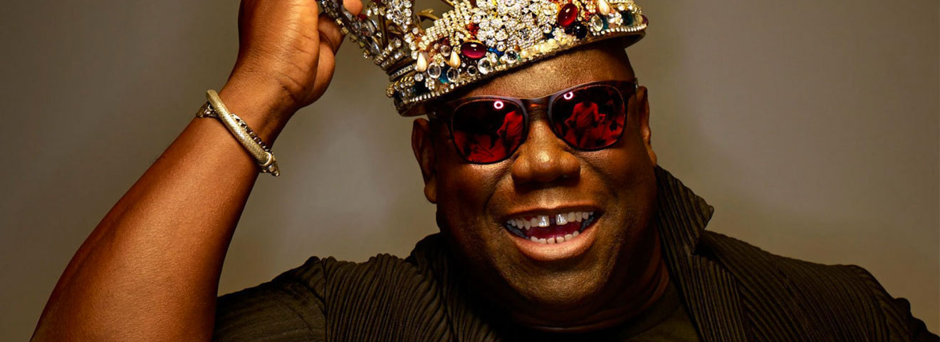 Carl Cox to Headline Creamfields 2018