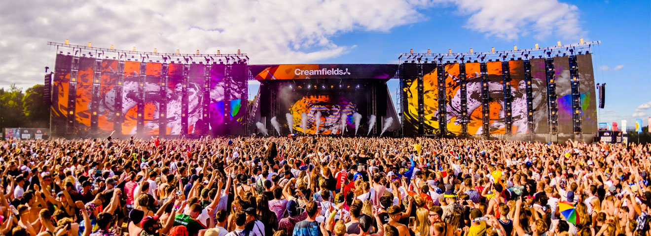 Creamfields 2018: Hear Epic Dance Tracks From The 40 Piece Kaleidoscope Orchestra