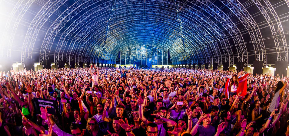 Win a Pair of Weekend Tickets to Creamfields Steel Yard London 2018