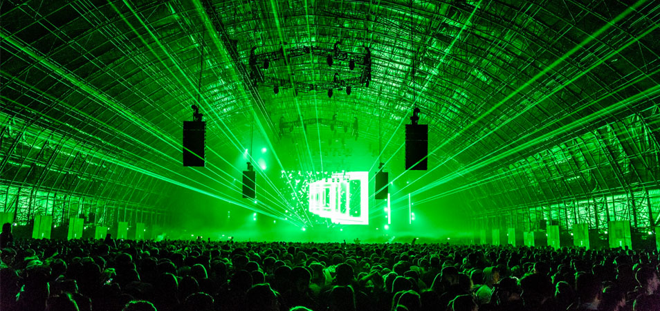 Above & Beyond and Tiësto To Headline Steel Yard London 2018