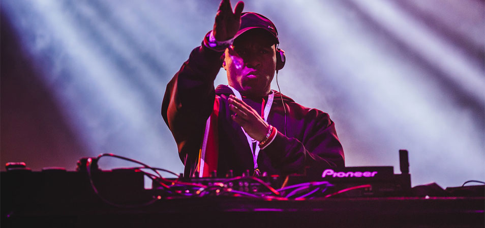 DJ EZ to Headline Boundary Brighton 2018