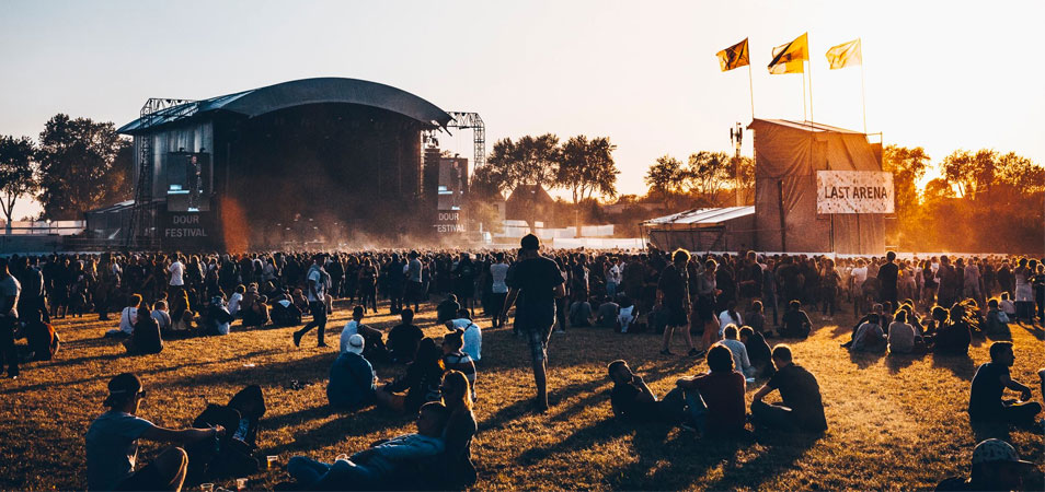 The Chemical Brothers, Action Bronson & More Added to Dour Festival 2018