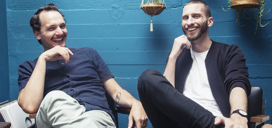 Detroit Swindle on Life as a Duo, Live vs DJing, and the Importance of Aesthetics