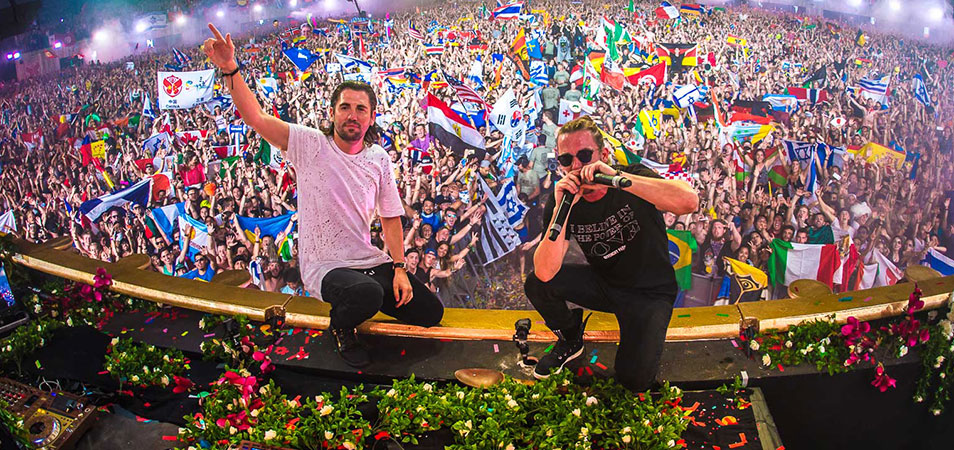 China's Daydream Festival Adds Dimitri Vegas & Like Mike, Yellow Claw to Lineup