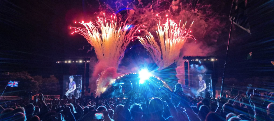 TOP 7: Music Festivals in Denmark
