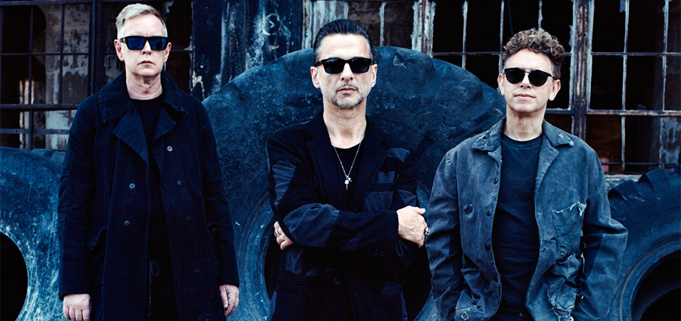 Depeche Mode to Headline OpenAir St. Gallen 2018