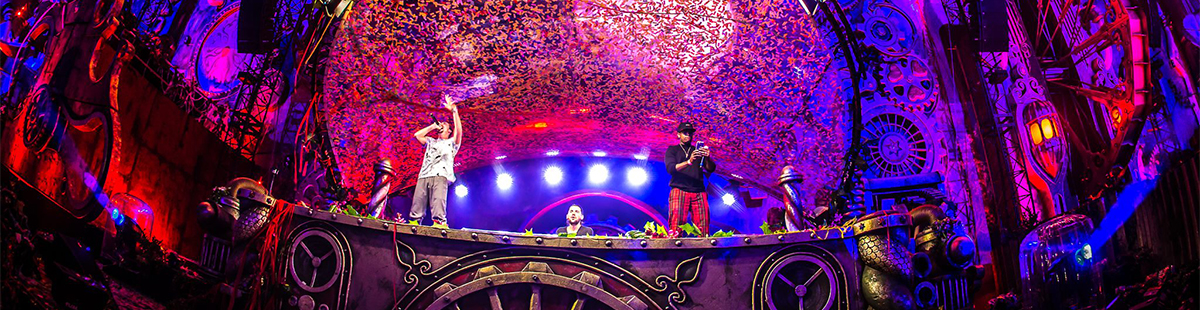 """Dimitri Vegas & Like Mike: """"Tomorrowland Brasil is a hell of a party"""""""