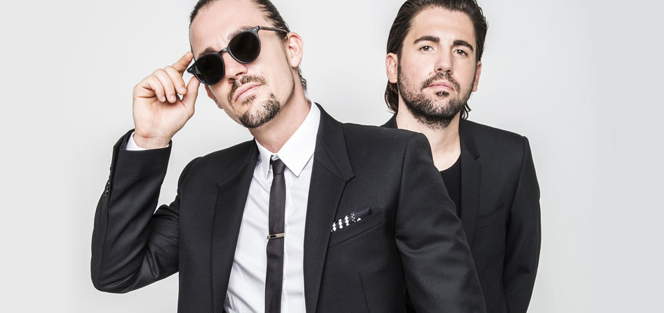 Dimitri Vegas & Like Mike Added to Airbeat One 2018
