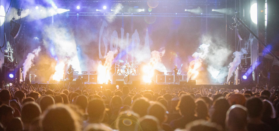 The 15 Greatest Photos from Download Madrid's First Edition