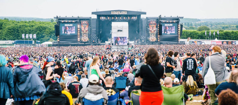 Mastodon, Airbourne & Opeth added to Download Festival 2017