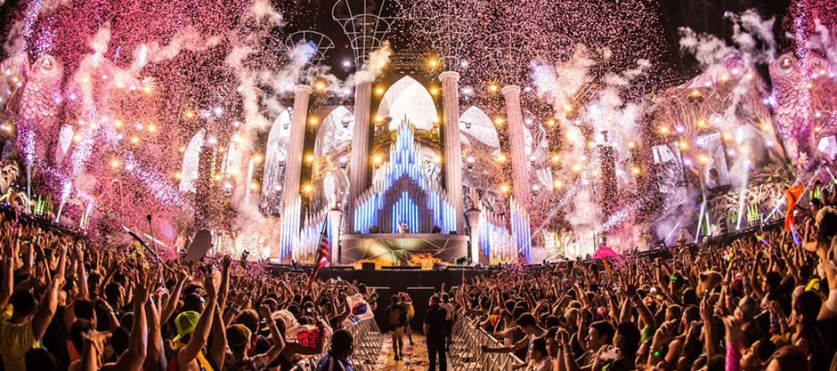 EDC: Electric Daisy Carnival's Worldwide Journey