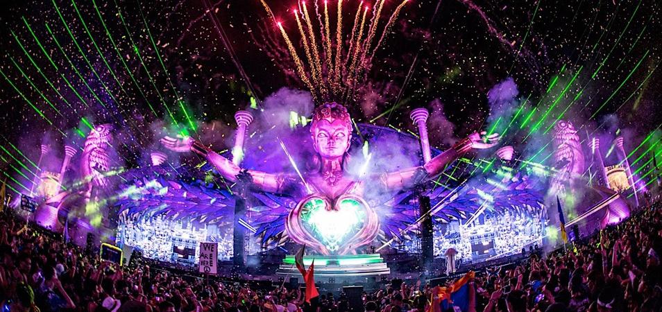 EDC Las Vegas Reveal EDC Las Vegas-Sized Lineup