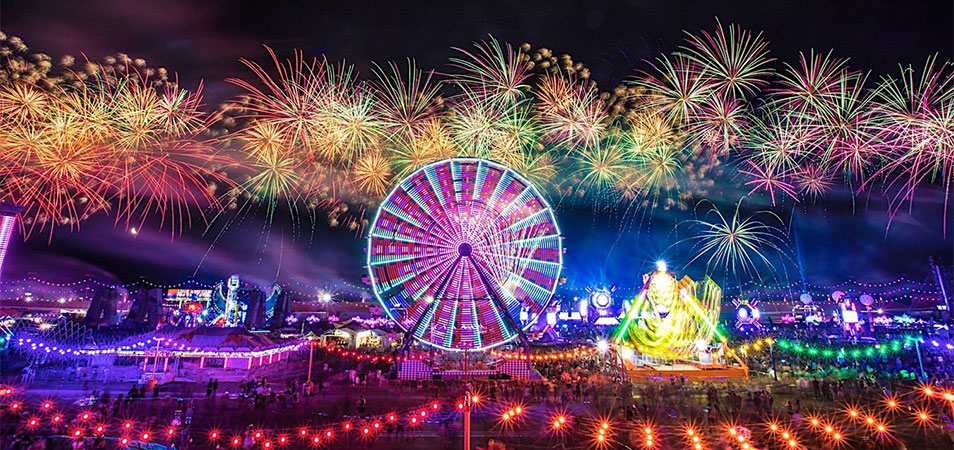 EDC Las Vegas 2018 Dates, New Stages and Camping Announced