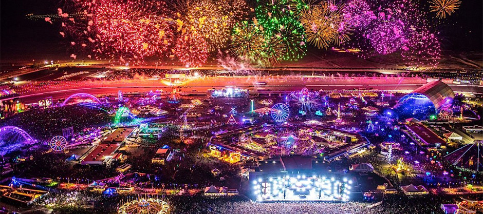 The Most Spectacular Festival Fireworks