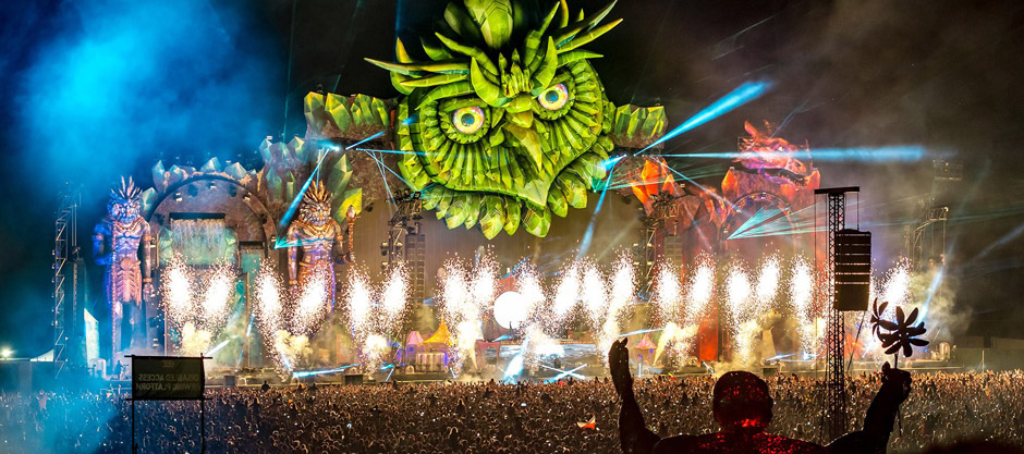 EDC UK Release Official 2017 Festival Teaser and Ticket Sale Date
