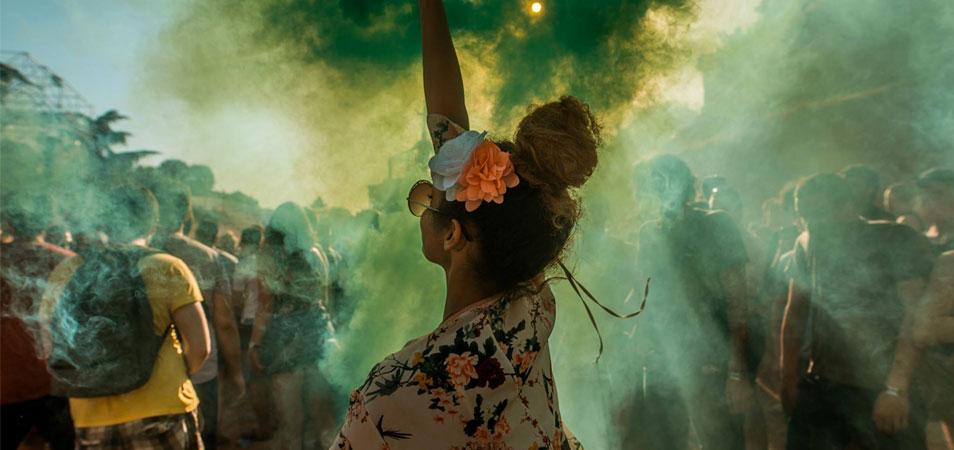 Les 15 photos qui vous donneront envie d'aller à EXIT Festival 2018