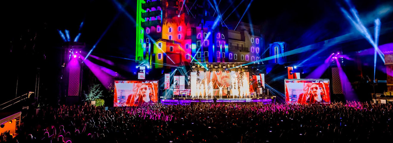 WATCH: Electroland Brings the Party to Disneyland Paris