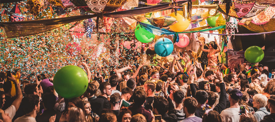 Elrow Bring Their Unique Party to Cardiff