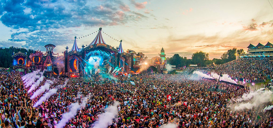 Every Tomorrowland Aftermovie – From 2005 to Now