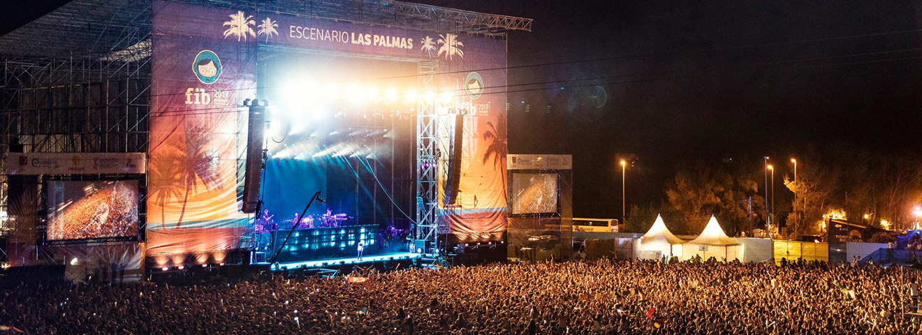 FIB 2018: New Names and Day Splits Announced