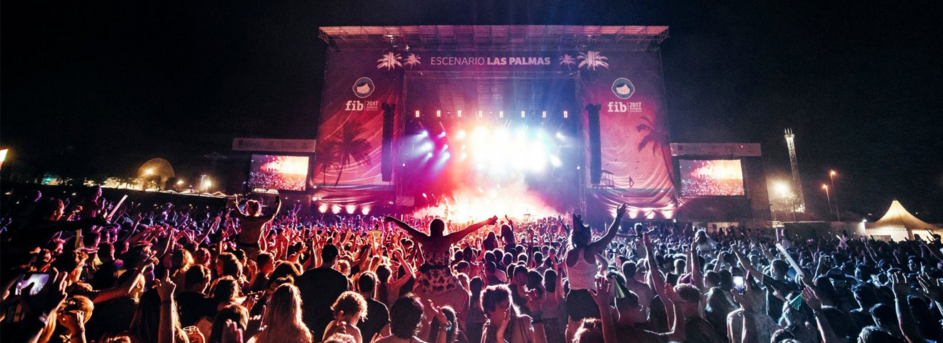 FIB 2018 Announces Full Lineup & Chance To Win A VIP Upgrade