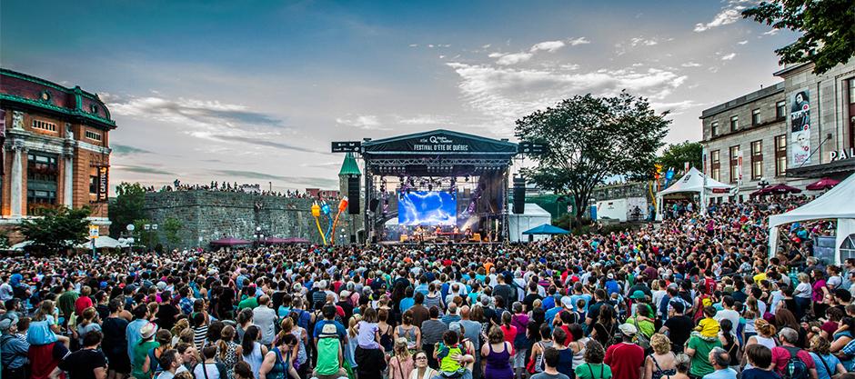 Festival d'ete de Quebec 2016: Lineup Announced