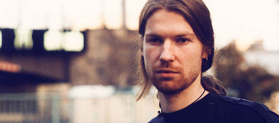 Aphex Twin to Live Stream Field Day Set