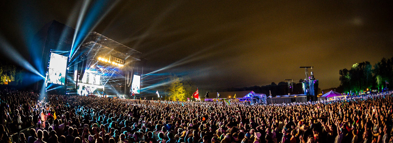 Firefly Music Festival: Arctic Monkeys, Kendrick Lamar, Eminem and The Killers to Headline