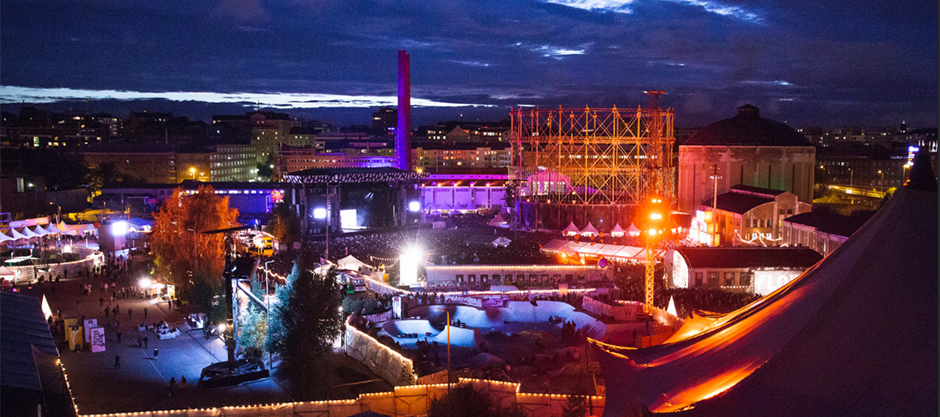 Why Flow Festival Is One Of Finland's Finest