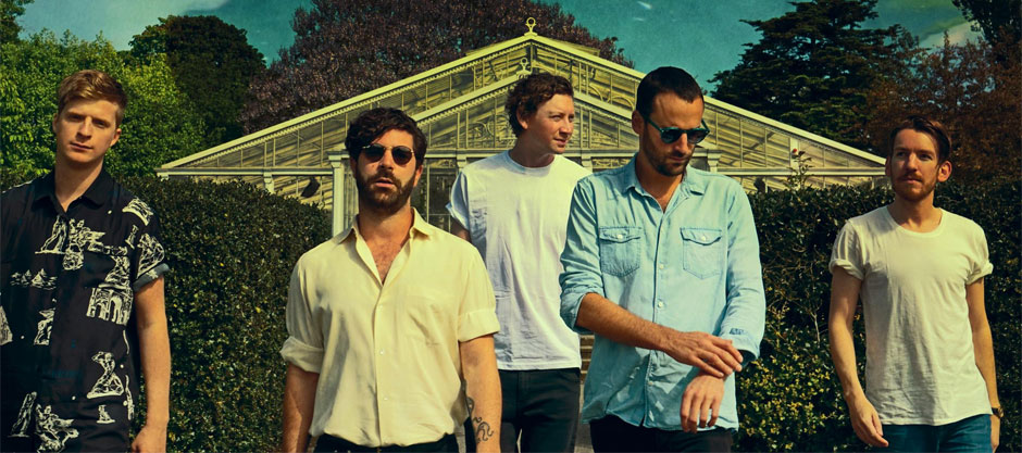 Foals Plan Surprise for Citadel Headline Set
