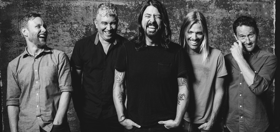 Download Paris: Foo Fighters Announced as Second Headliner